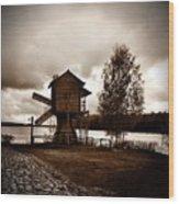A Sense Of Peace Wood Print