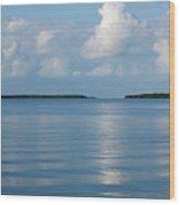 A Special Place In Islamorada Florida Keys Wood Print