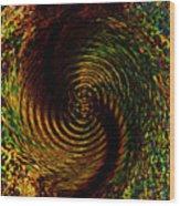 A Swarm Of Getingar Wood Print