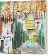 Cordoba Faith Wood Print