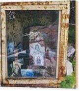 A Treasure Of Icons Wood Print