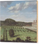 A View Of Bayhall - Pembury Wood Print