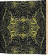 A Wax Seal Wood Print