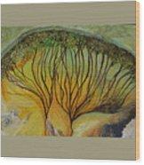 AA dream Wood Print