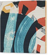 Aalto Wood Print