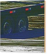 Aaron's Flatbed Wood Print