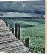 Abaco Islands, Bahamas Wood Print