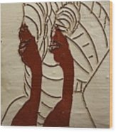 Abakyala - Women - Tile Wood Print