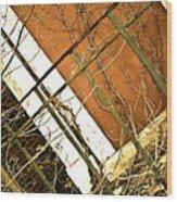 Abandoned Kp 4 Wood Print