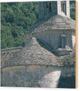 Abbeye De Senanque Wood Print