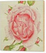 Abbi Rose Wood Print