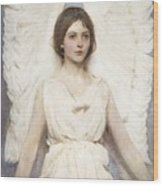 Abbott Handerson Thayer - Angel Wood Print