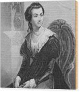 Abigail Smith Adams Wood Print