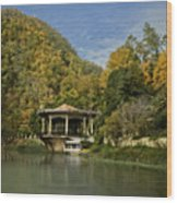 Abkhazia, New Athos Wood Print