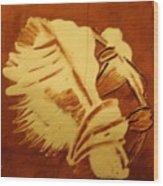 Abraham - Tile Wood Print