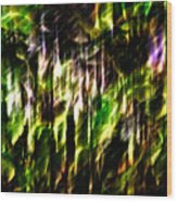 Abscond Squall Wood Print