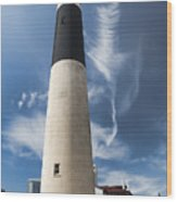 Absecon Lighthouse 2 - Atlantic City Wood Print