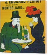 Absinthe Extra-superieure 1899 Wood Print