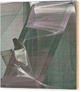 Abstract - Elegance Wood Print