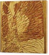 Abstract - Tile Wood Print
