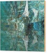 Abstract 051515 Wood Print
