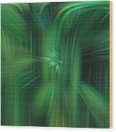 Abstract 0902 H Wood Print