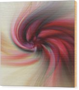 Abstract 0902 K Wood Print