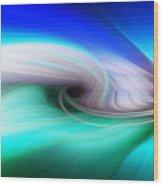 Abstract 0902 P Wood Print