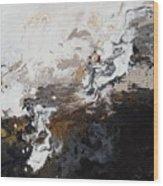 Abstract #1 Wood Print