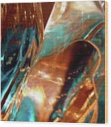 Abstract 1032 Wood Print