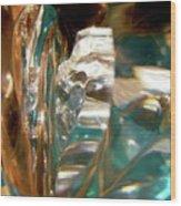 Abstract 1033 Wood Print