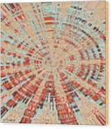 Abstract #149 Wood Print
