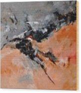Abstract 1811503 Wood Print