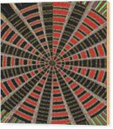 Abstract #2257-5 Wood Print