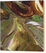 Abstract 360 Wood Print