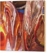 Abstract 423 Wood Print