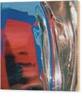 Abstract 424 Wood Print