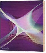 Abstract 4579 Wood Print