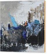 Abstract 51703 Wood Print