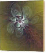 Abstract 51710 Wood Print