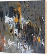 Abstract 5470401 Wood Print