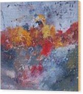 Abstract  55902110 Wood Print