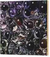 Abstract 63016.5 Wood Print