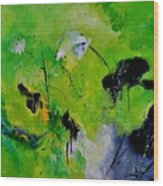 Abstract 660160 Wood Print