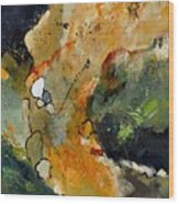 Abstract 66018012 Wood Print