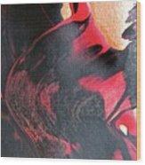 Abstract 6606 Wood Print