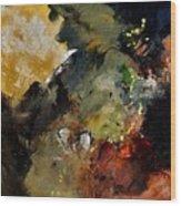 Abstract 6611402 Wood Print
