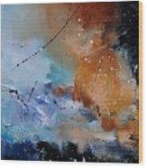 Abstract 684124 Wood Print