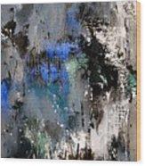 Abstract 69 54525 Wood Print