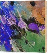 Abstract 6985321 Wood Print